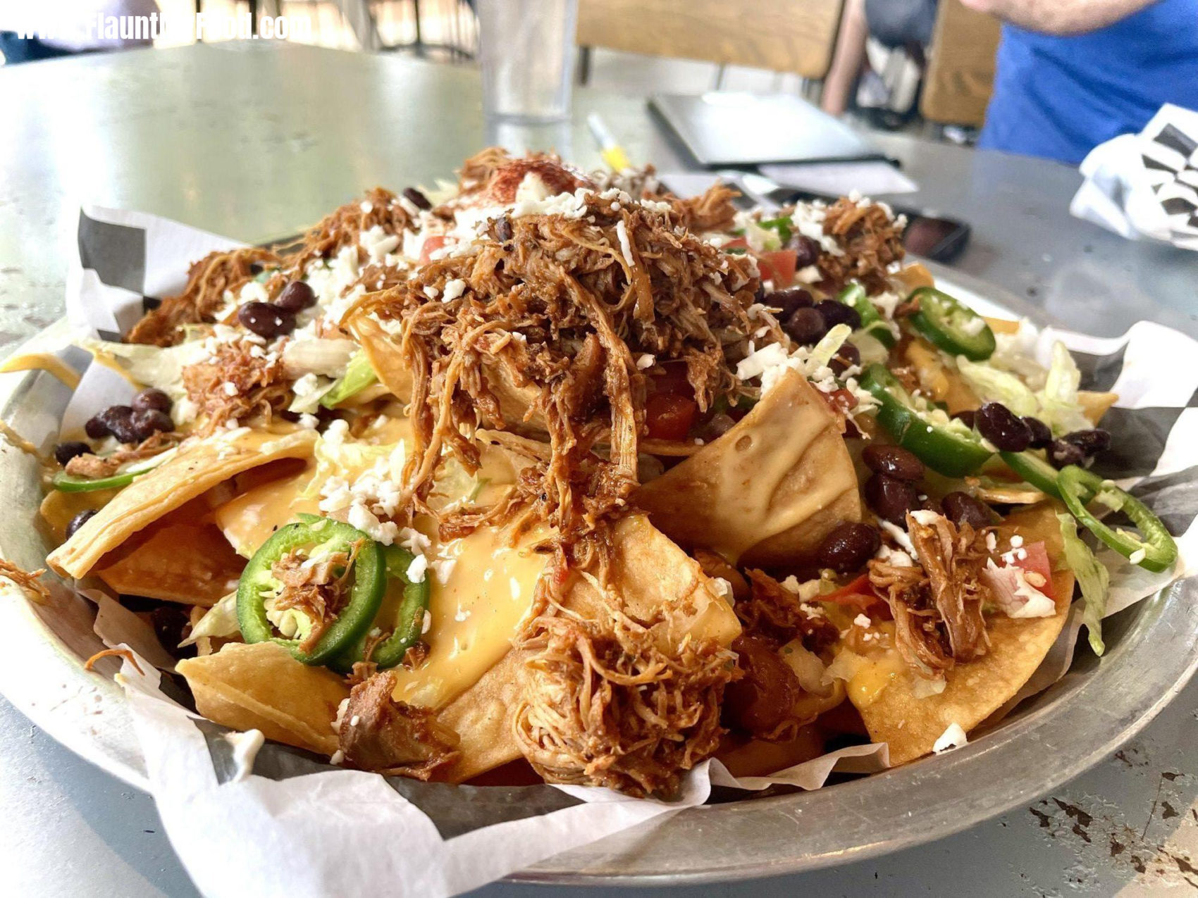 Rogers Roundhouse Fort Worth Bar and Grill NachosRogers Roundhouse Fort Worth Bar and Grill Nachos. Rogers Roundhouse is located just of University and very close to TCU campus. It has a nice outdoor seating and patio area that is great for get togetherness.