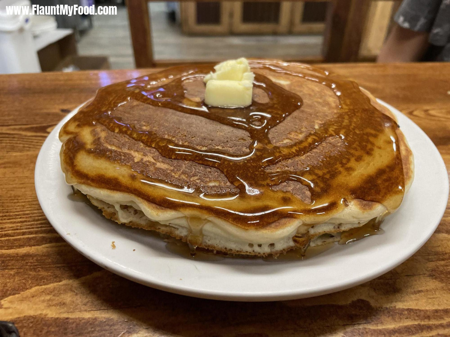 Pancakes at Cafe Alto located near Ski Apache in Ruidoso New Mexico areaPancakes at Cafe Alto located near Ski Apache in Ruidoso New Mexico area. There are only a few restaurants in the Alto New Mexico area but Cafe Alto is a true gem.